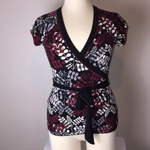 SMALL MERONA MULTI COLOR BLOUSE.